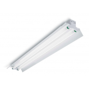T8/T9 Batten ,for twin tube,2 feet , with Reflector